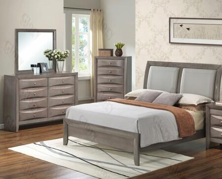 Glory Furniture G1505AKBDM G1505 King Bedroom Sets