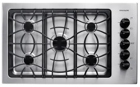 Frigidaire FFGC3625LS  Gas Sealed Burner Style Cooktop