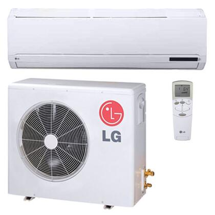 LG LS186HE Mini Split Air Conditioner Cooling Area,