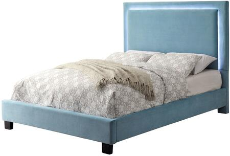Furniture of America CM7695BLQBED Erglow I Series  Queen Size Bed