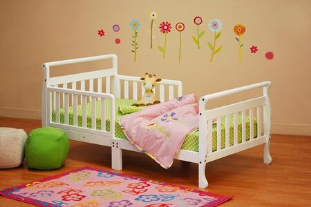 AFG 7008W Athena Series  Toddler Size Toddler Bed