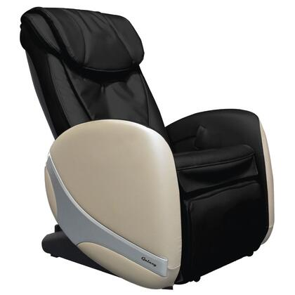 Osaki GALAXY SALON 2 Massage Chair with 2 Stage Zero Gravity Positioning, Hide-A-Way Leg Massager, 4 Auto Programs, Lower Back Heat and Power Backrest and Leg Ottoman in