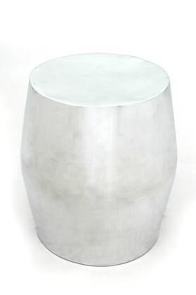 Allan Copley Designs 2090902 Contemporary Round End Table