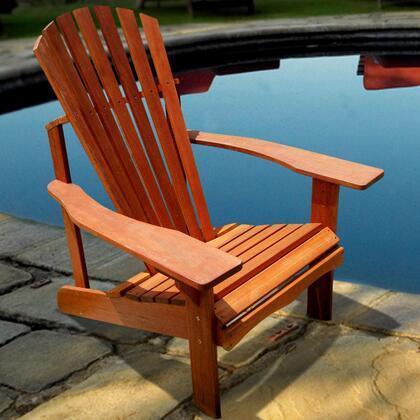 Vifah V506  FCS Eucalyptus wood Aidrondack Chair