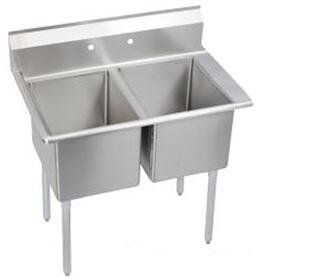 Elkay 2C18X180X compartment sink
