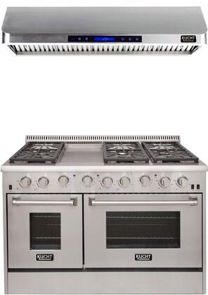 Kucht 722042 Professional Kitchen Appliance Packages