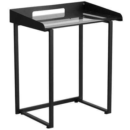 Flash Furniture NANYLCD1233GG Computer  Metal Desk