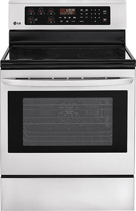 LG LRE3023ST  Electric Freestanding