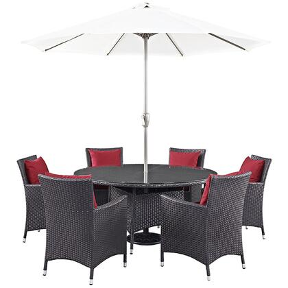 Modway EEI2194EXPREDSET Round Shape Patio Sets
