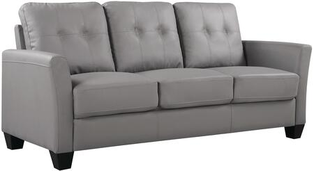 Glory Furniture G569S  Stationary Faux Leather Sofa