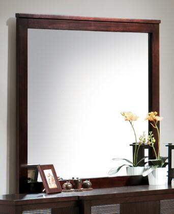 Yuan Tai HD1166M Hidalgo Series Rectangular Portrait Dresser Mirror