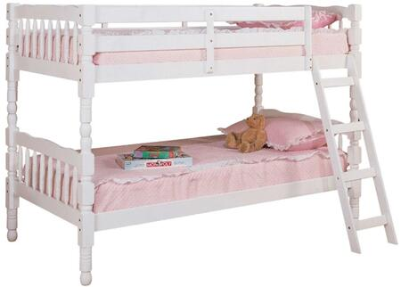 Acme Furniture 02298 Homestead Series  Twin Size Bunk Bed