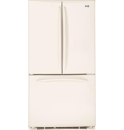 GE PFSF5NFCCC Profile Series  French Door Refrigerator with 24.9 cu. ft. Total Capacity 2 Glass Shelves