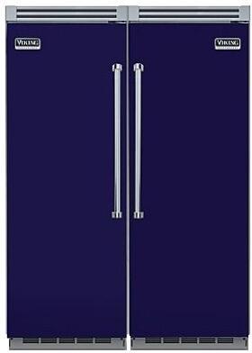Viking VK3PCARCDBUKIT3 Side-By-Side Refrigerators
