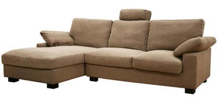 Wholesale Interiors TD0306ARUGI502PCSET  Sofa
