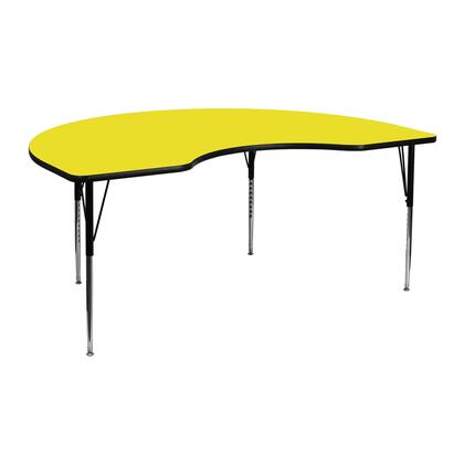 Flash Furniture XUA4872KIDNYYELHAGG