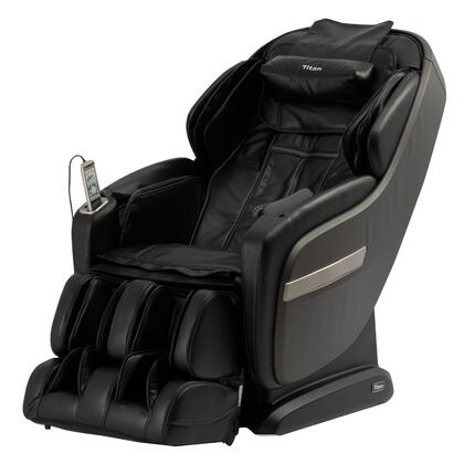 Titan OS-Pro Summit Massage Chair with S L Combo Massage Track, Dual Foot Roller Massage, Air Intensity Adjustment, USB Charging, Space Saving Technology and Lumbar Heating in