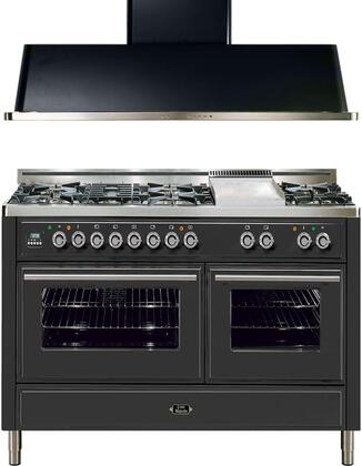 Ilve 721662 Majestic Techno Kitchen Appliance Packages