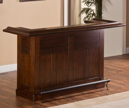 "Hillsdale Furniture 64028BCHE Classic Series 26.5"" Bar Cabinet,"