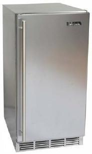 Perlick HP15RS1RDNU Signature Series Compact Refrigerator with 3 cu. ft. Capacity
