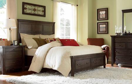 Broyhill ATTICPANELBEDQSET Attic Retreat Queen Bedroom Sets