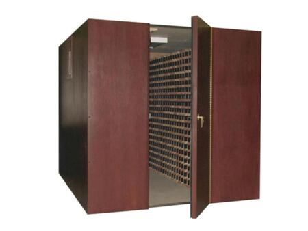 "Vinotemp VINOPCC2CN 108"" Freestanding Wine Cooler"