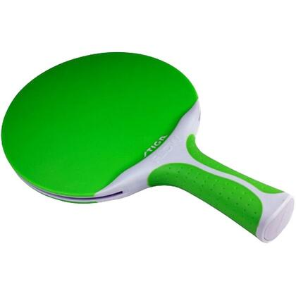 Stiga T1285 Flow All-Weather Table Tennis Racket with Thermoplastic Elastomer Handle in