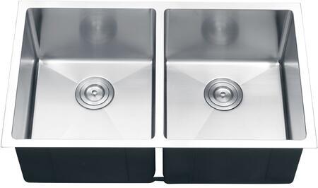 Ruvati RVH7401 Kitchen Sink