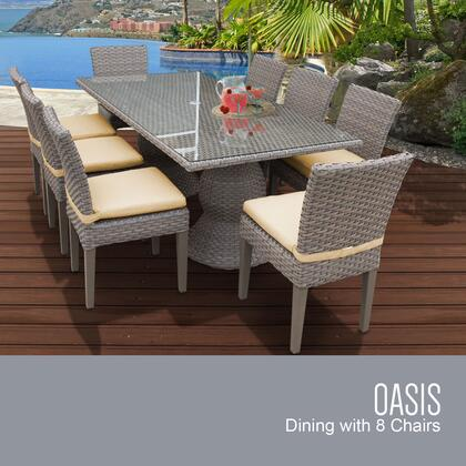 OASIS RECTANGLE KIT 8C SESAME