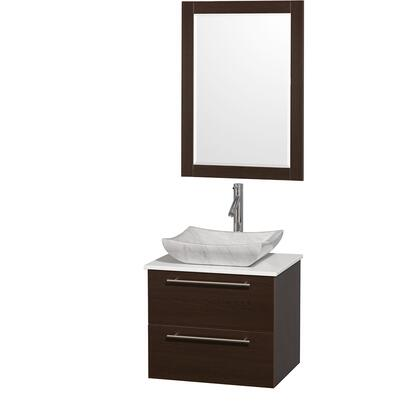 Wyndham Collection WCR410024ESWHGS3