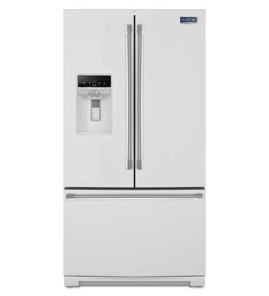 Maytag Mft2776deh 36 Inch French Door Refrigerator In