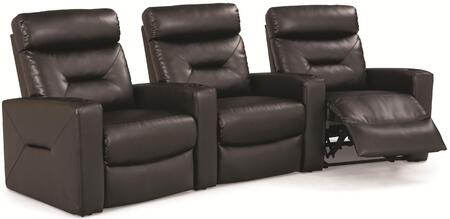 Coaster 6001203 Casey Series Contemporary Faux Leather  Recliners