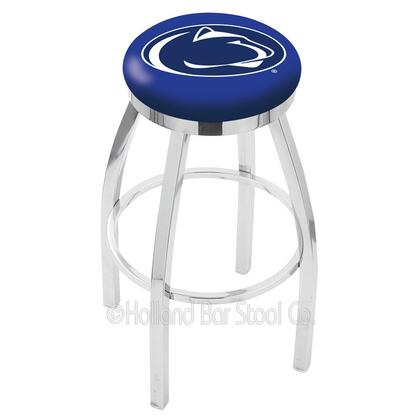 Holland Bar Stool L8C2C25PENNST Residential Vinyl Upholstered Bar Stool