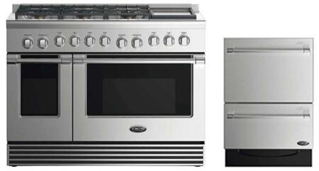 DCS 736156 Kitchen Appliance Packages