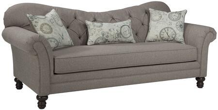 Coaster 505251 Carnahan Series Stationary Fabric Sofa