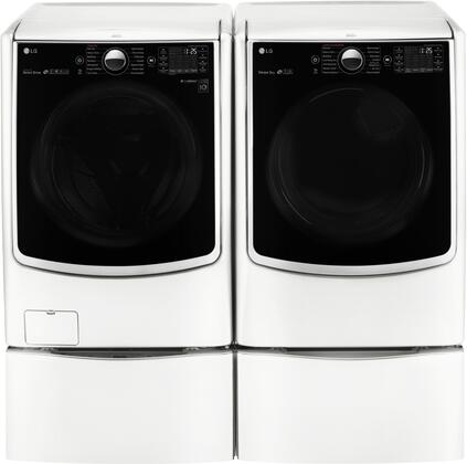 LG 653166 Washer and Dryer Combos