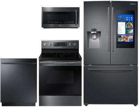 Samsung 757409 Kitchen Appliance Packages
