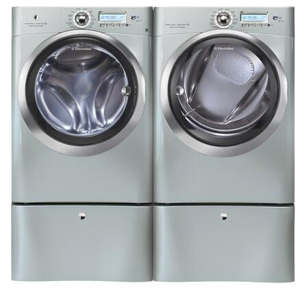 Electrolux ELE4PCFL27E2PEDKIT3 Wave-Touch Washer and Dryer C