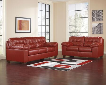 Milo Italia MI2192SLSALS Patricia Living Room Sets