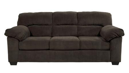 Benchcraft Zorah 9450X38 Sofa with Plush Loose Seat Cushions, Thick Padded Arms and Divided Back Cushions in