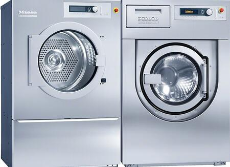 Miele 731361 Professional Washer and Dryer Combos