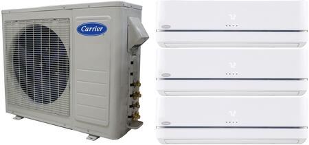 Carrier 701096 Performance Triple-Zone Mini Split Air Condit