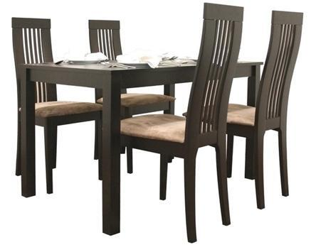 Wholesale Interiors FARRINGTON5PIECESET Farrington Dining Ro