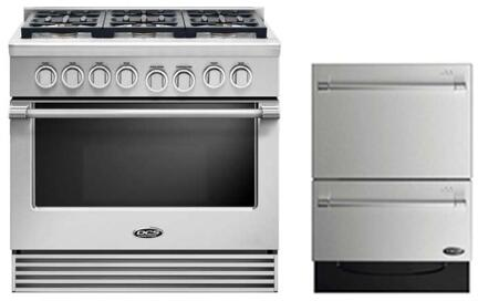 DCS 736212 Kitchen Appliance Packages