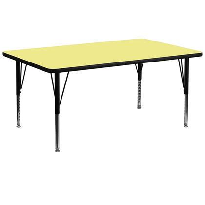 Flash Furniture XUA3072RECYELTPGG