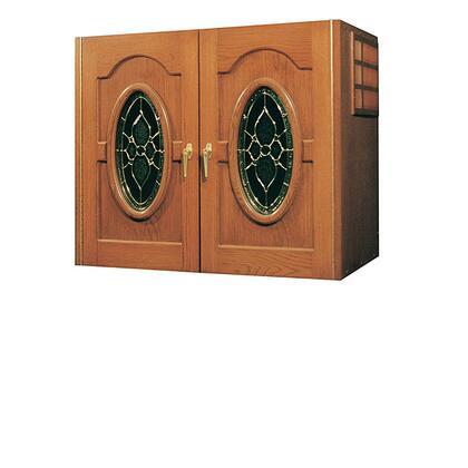 """Vinotemp VINO296NAPWP 58"""" Wine Cooler"""