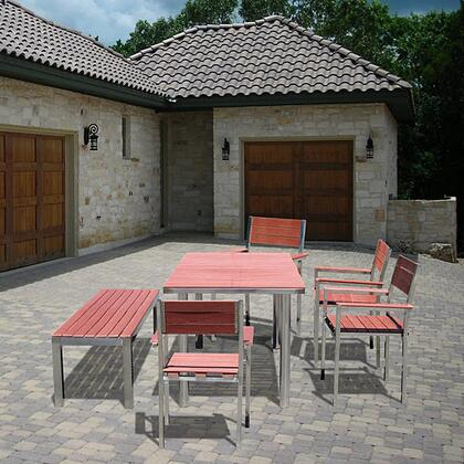 Vifah V1264SET4 Patio Sets
