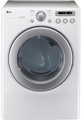 LG DLE2250W  Electric Dryer, in White