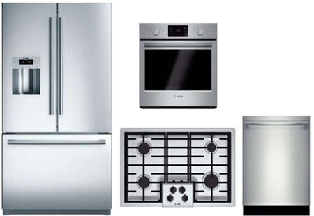 Bosch 736576 800 Kitchen Appliance Packages