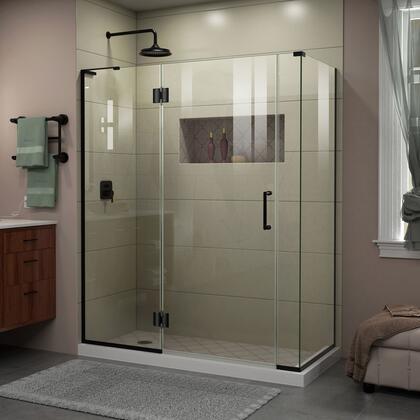 Unidoor X Shower Enclosure 24HP 30D 6IP 30RP 09